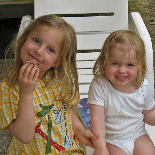 Go-pair.de - Deine Gastfamilie - Kinder mit Eis