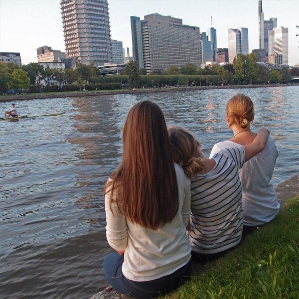 Vorteile für Aupairs in Frankfurt